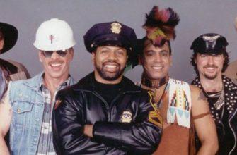 Биография Village People - танцевальная pop группа из США