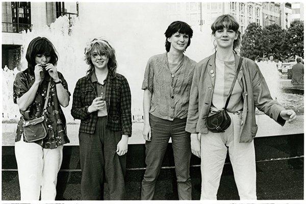 Первый этап в становлении творчества группы (фото)