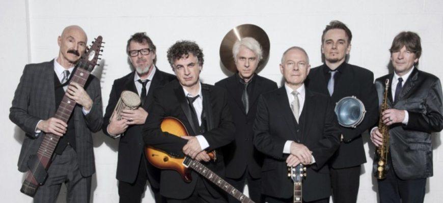 Биография King Crimson - прогрессивная рок-группа из Лондона