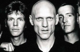 Биография Midnight Oil - австралийская рок-группа Питера Гарретта (Peter Garrett)