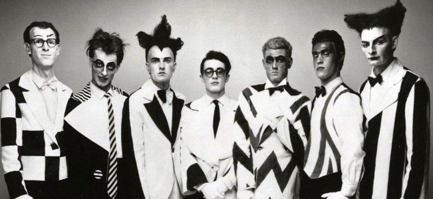 Биография Split Enz - популярная рок-группа из Новой Зеландии