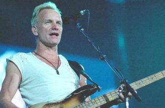 Биография Sting - известный английский певец и актер
