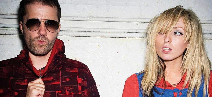 Биография The Ting Tings - indie pop коллектив из Англии
