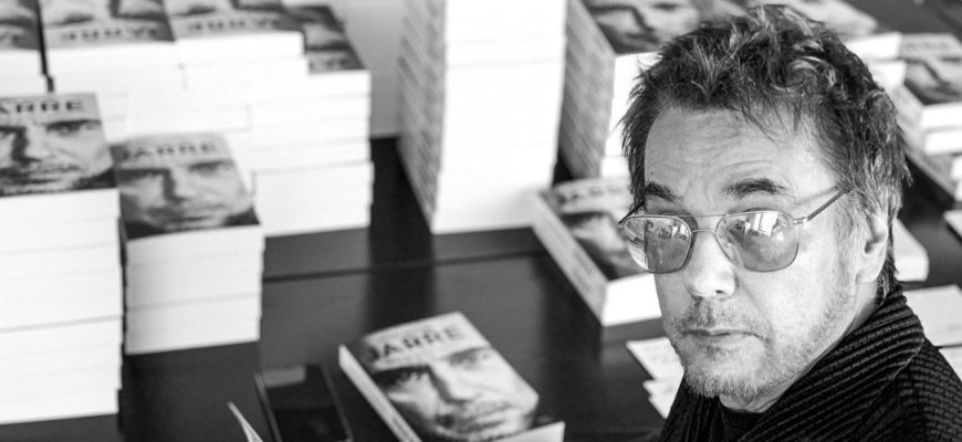 Биография Жана-Мишеля Жарра (Jean Michel Jarre) - пионер электронной музыки