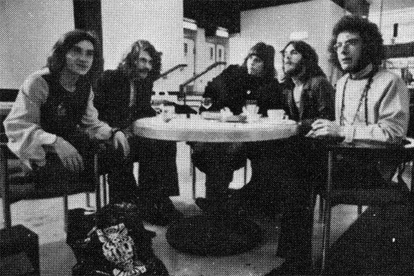 Формирование и особенности King Crimson