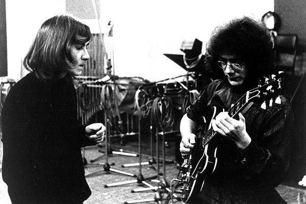 Первый распад King Crimson и творения в середине 70-х