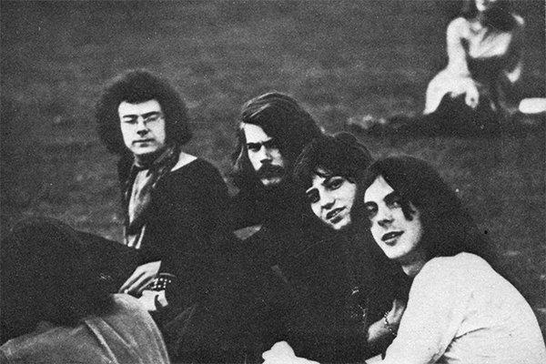 Продолжение творчества и музыканты в 70-х