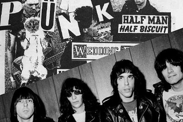 Теории становления punk rock
