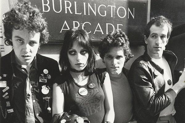 Вторая волна панк-рока