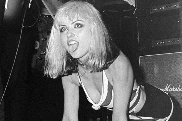 80-е и Дебби Харри (Debbie Harry) - переход к сольной карьере