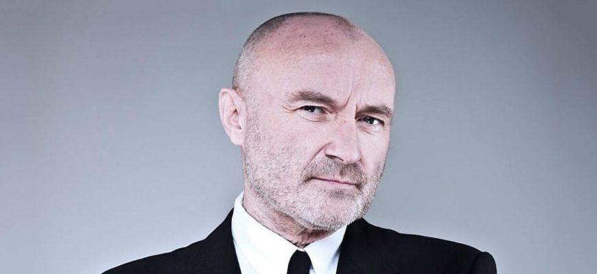 Биография Фила Коллинза (Phil Collins) - британский певец из Genesis