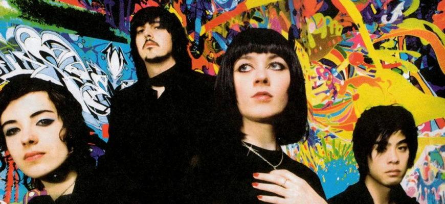 Биография Ladytron - британская электронная группа из Ливерпуля