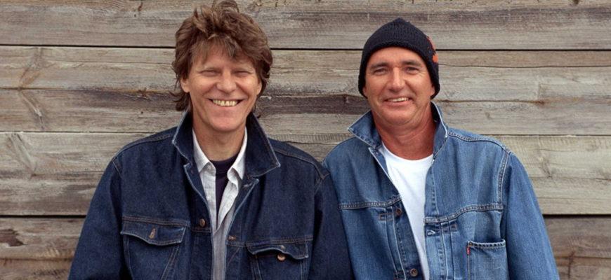 Биография Laid Back - датская электронная группа из 80-х