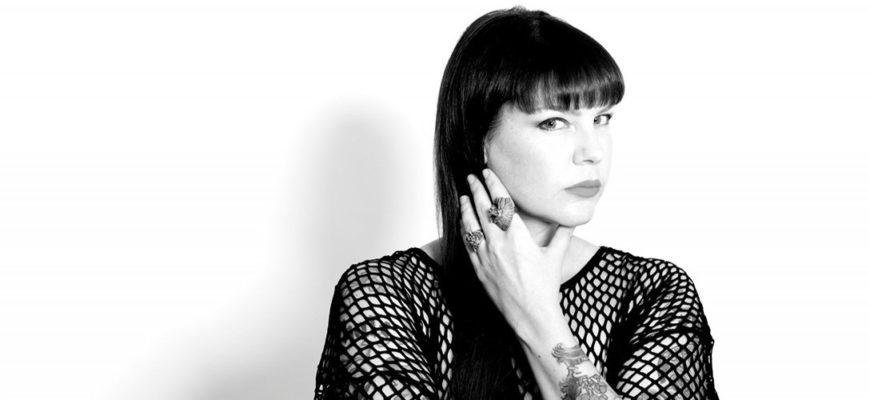 Биография Miss Kittin - французский диджей Кэролайн Эрве (Caroline Hervé)