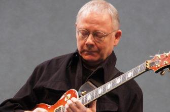 Биография Роберта Фриппа (Robert Fripp) - английский гитарист и продюсер
