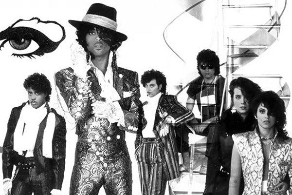 Формирование The Revolution и череда популярных альбомов