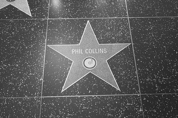 Исполнитель в 2000-х и Аллея славы в Голливуде