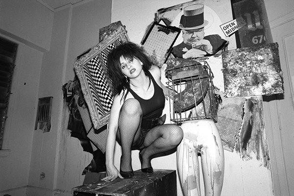 Ранние годы и музыкальная деятельность Лидии Ланч (Lydia Lunch) в 80-х