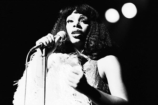 Рост популярности и достижения Донны Саммер (Donna Summer) в 70-х