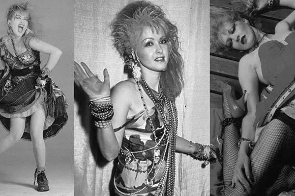 Синди Лопер (Cyndi Lauper) и пик популярности в 80-х