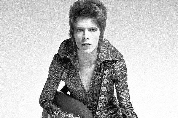 Тур Ziggy Stardust и середина 70-х