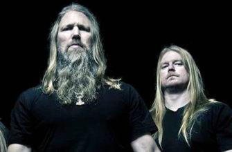 Биография Amon Amarth - шведская death metal группа