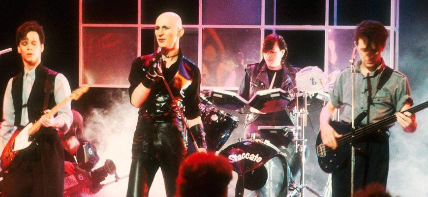 Биография Classix Nouveaux - английская new wave группа из 80-х