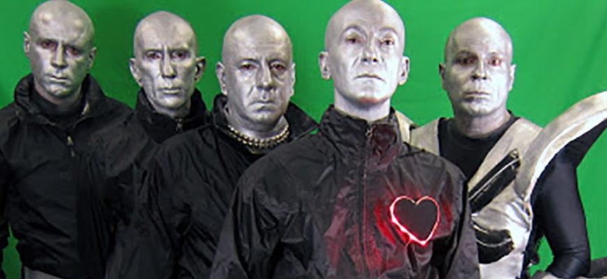 Биография Rockets - французская space rock группа из Парижа