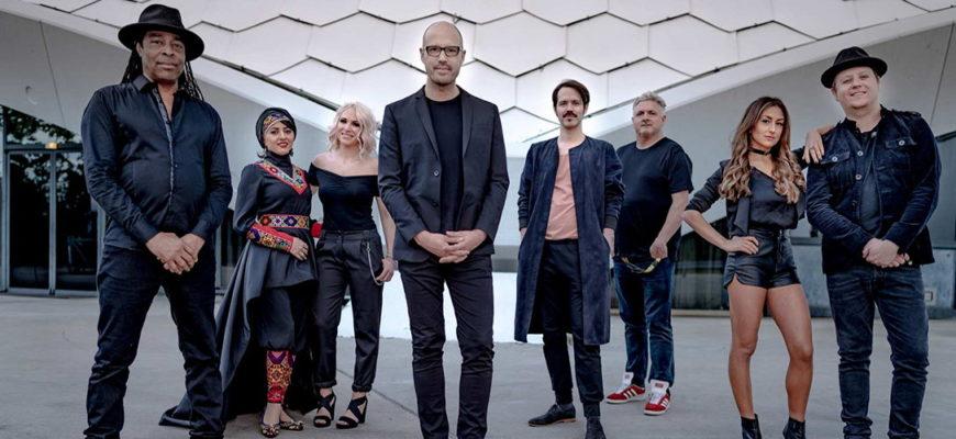 Биография Schiller - немецкая электронная группа из 90-х