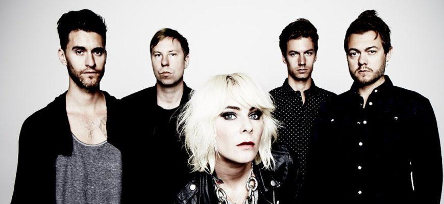 Биография The Sounds - шведская инди-рок-группа старых взглядов