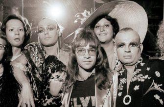 Музыкальный стиль glam rock - яркое и возмутительное явление рок-сцены