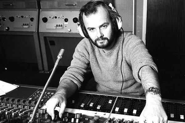 Начало карьеры Джона Пила (John Peel) на BBC Radio 1