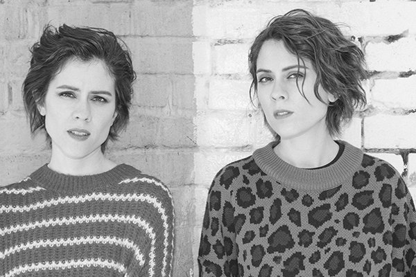Пик популярности и выход Tegan and Sara на мировую сцену