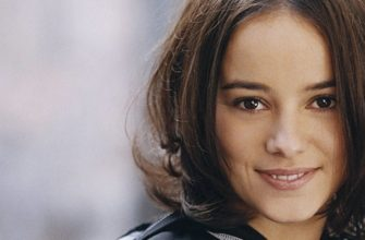 Биография Alizée - французская поп-певица и актриса