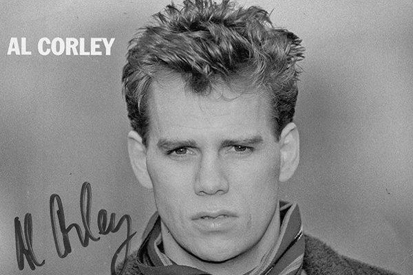 Второй и последующие альбомы Эла Корли (Al Corley)