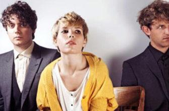 Биография Chew Lips - танцевальный поп-проект из Лондона