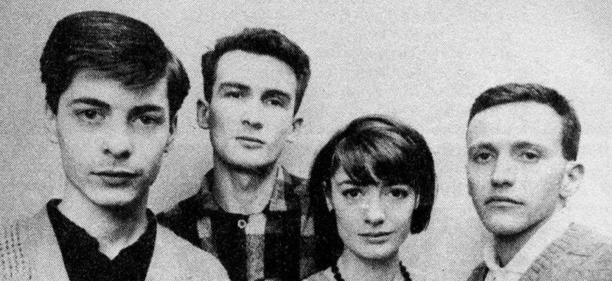 Биография The Wake - пост-панк группа золотой эпохи