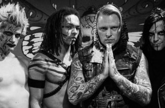 Биография Combichrist - американская группа с мощным звучанием