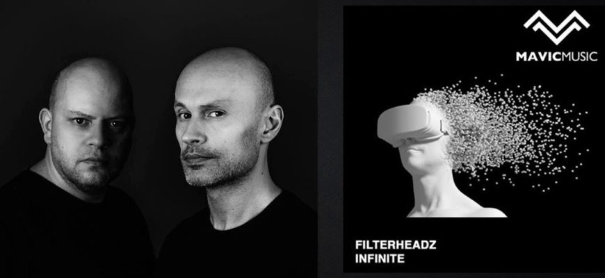 Биография Filterheadz - история техно-дуэта из Бельгии