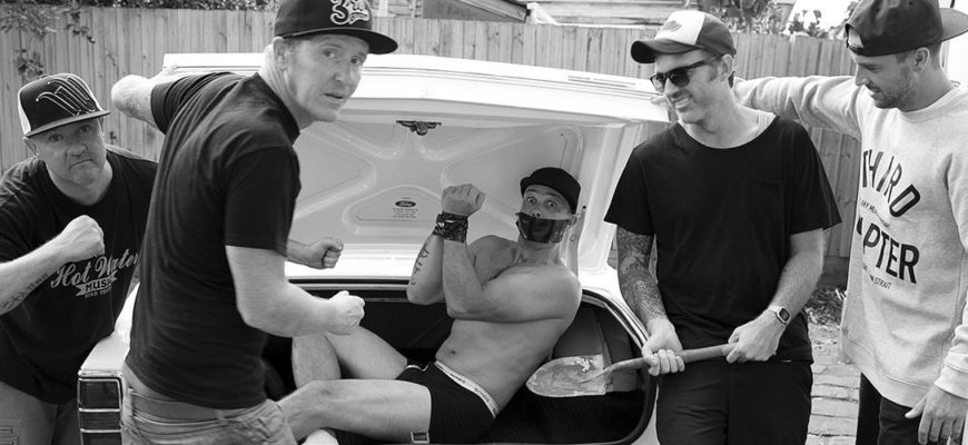 Биография 28 Days - панк-рок группа из Мельбурна