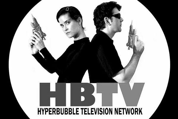Создание Hyperbubble и первые работы