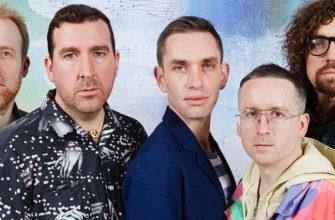 Биография Hot Chip - инди-электронная группа из Лондона