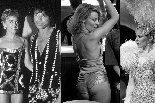 Пик популярности - 90-е и творчество Кайли Миноуг (Kylie Minogue)