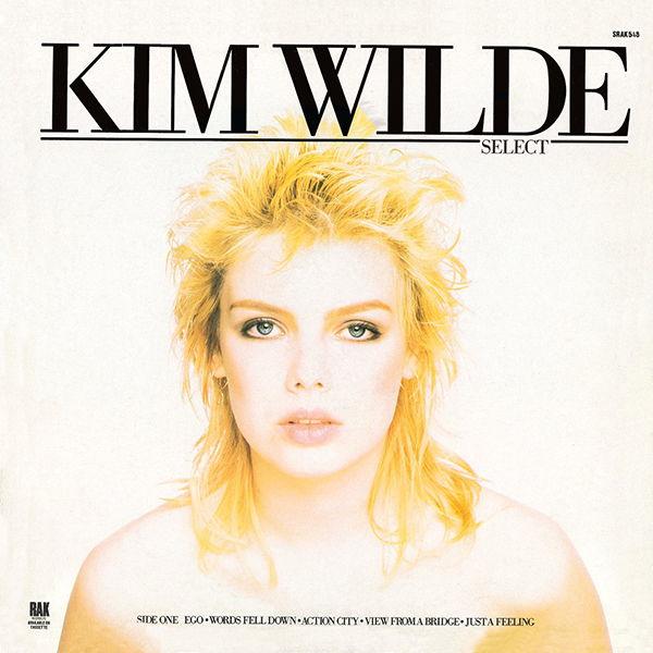 Альбом Select - второй студийный релиз Ким Уайлд (Kim Wilde)